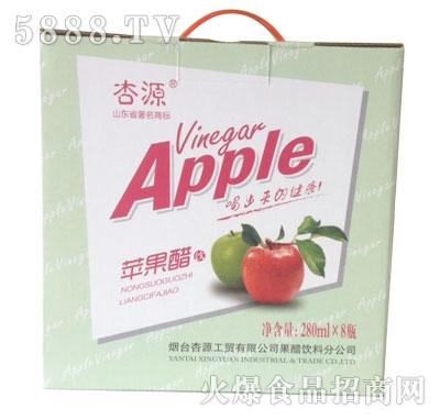 杏源苹果醋饮品280mlx8瓶