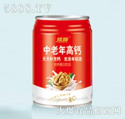 炫露中老年高钙植物蛋白饮品240ml