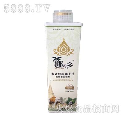 椰资乡椰子汁600ML