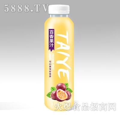 鲜果汁百香果汁500ml