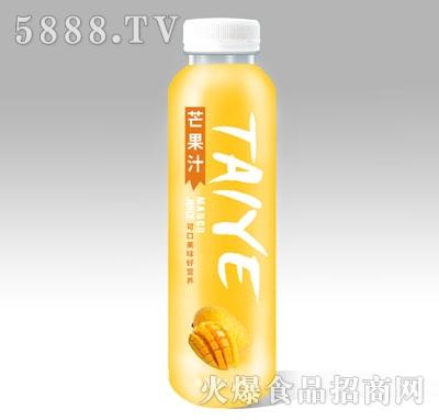 鲜果汁芒果汁500ml