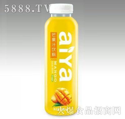 芒果汁饮料500ml