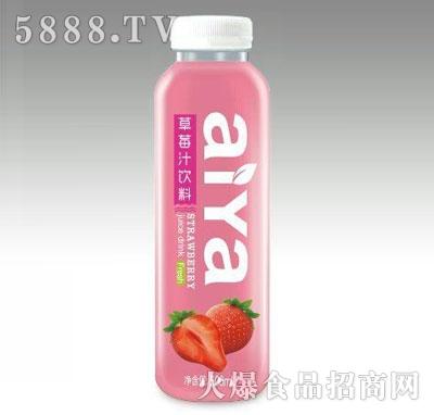 草莓汁饮料500ml