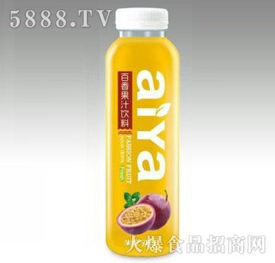 百香果汁饮料500ml