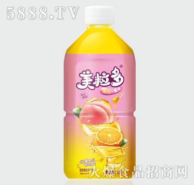 美粒多美粒+蜜桃混搭果粒风味饮料