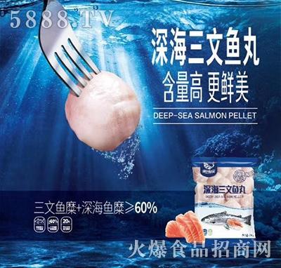 深海渔家深海三文鱼糜