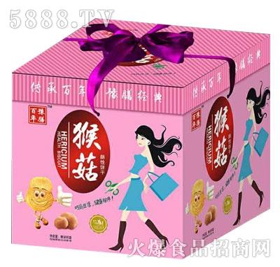 百年豫膳猴菇酥性饼干