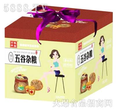 百年豫膳五谷杂粮酥性饼干