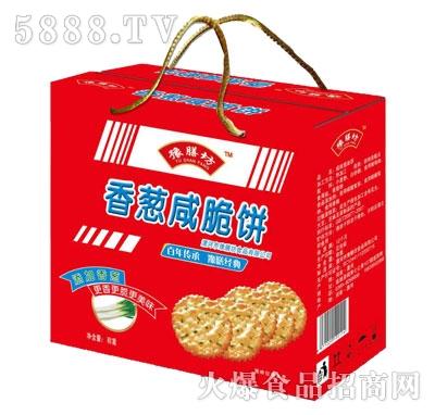 豫膳坊香葱咸脆饼
