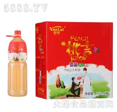 雪莱桃汁饮料1.5LX6