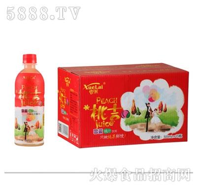 雪莱桃汁饮料500mlX15