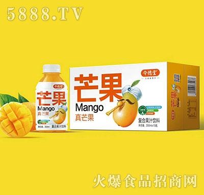 令德堂芒果汁350mlx15瓶