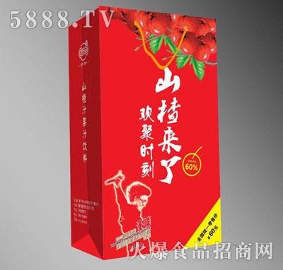 修花山楂果汁果肉饮料礼盒装
