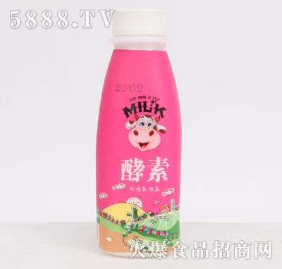 酵素风味乳饮品