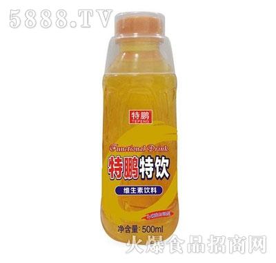 特鹏特饮维生素饮料500ml产品图