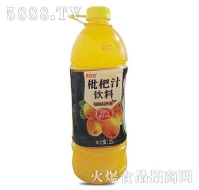 枇杷汁饮料2L产品图