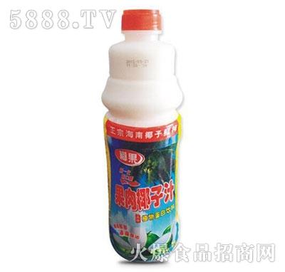 椰果椰肉椰子汁饮料1.25L产品图