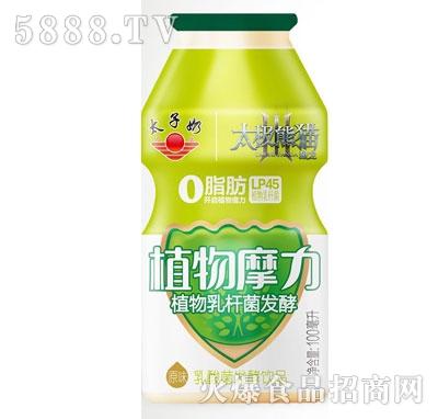 太子奶植物摩力乳酸菌发酵饮品原味100ml