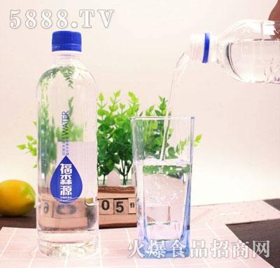 福森源饮用纯净水550ml