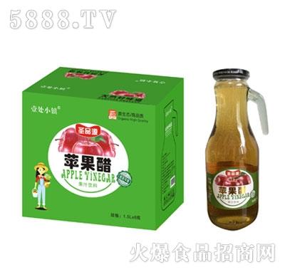 圣品源苹果醋1.5LX6