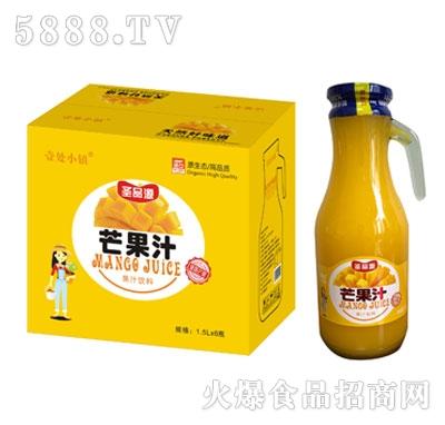 圣品源芒果汁1.5LX6