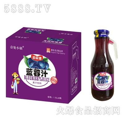 圣品源蓝莓汁1.5LX6