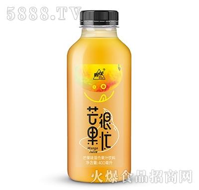 喔能芒果很忙芒果汁混合饮料400ml