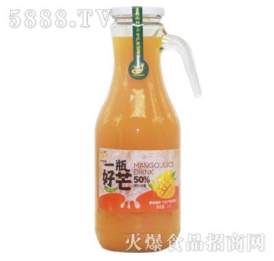 原始雨林一个芒果芒果汁饮料1.5L