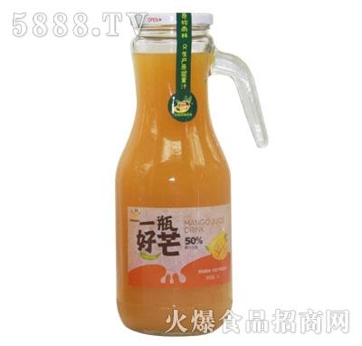 原始雨林一个芒果芒果汁饮料1L
