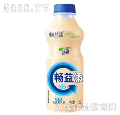 畅益添乳酸菌饮品原味1.25L产品图