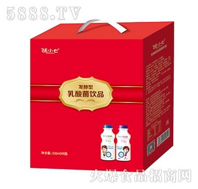 张小七发酵型乳酸菌饮品330mlx6瓶