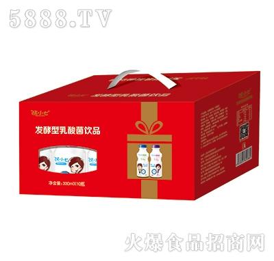 张小七发酵型乳酸菌饮品330mlx10