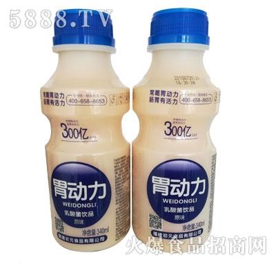 养胃多原味乳酸菌饮料340毫升