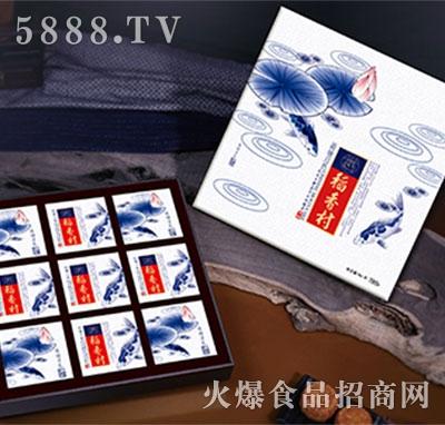 稻香村荷塘月色月饼礼盒