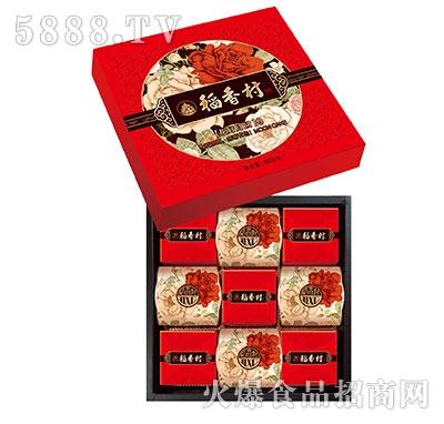 稻香村花好月圆月饼礼盒