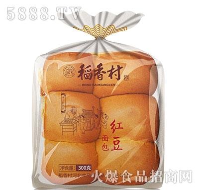 稻香村红豆面包300g
