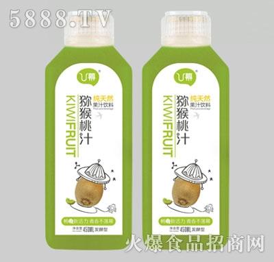 u幕猕猴桃果汁饮料450ml