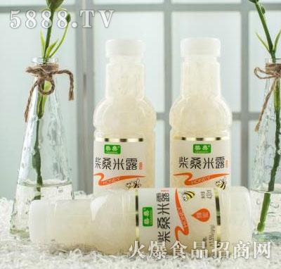 蜂蜜米露(瓶装)430毫升