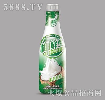 椰鲜生果肉椰子汁1.25kg