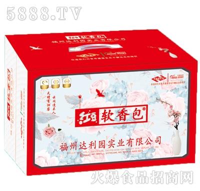 谷蔬益生元红豆软香包