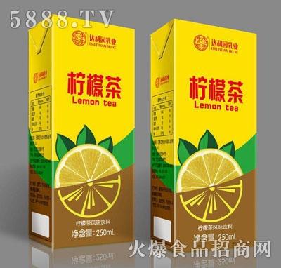 �_利�@乳�I��檬茶250ml