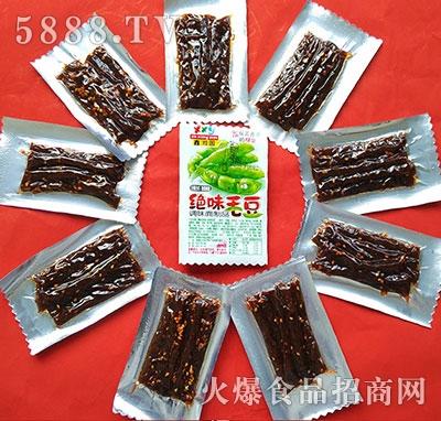 鑫湘园绝味毛豆