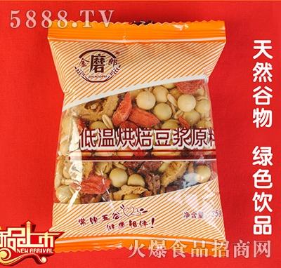 金磨郎红枣枸杞豆浆原料包