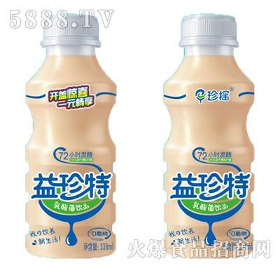 益珍特乳酸菌饮品338ml