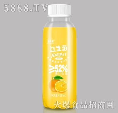 维他星益生菌发酵果汁428ml