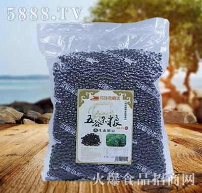 可佳老磨坊原生态黑豆