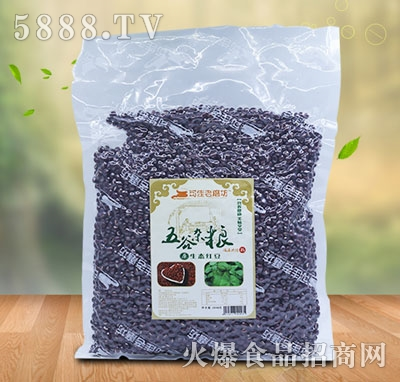 可佳老磨坊原生态红豆