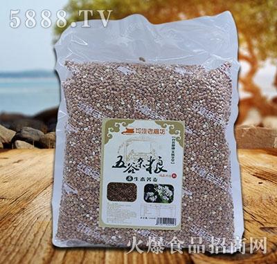 可佳老磨坊原生态荞麦(袋)