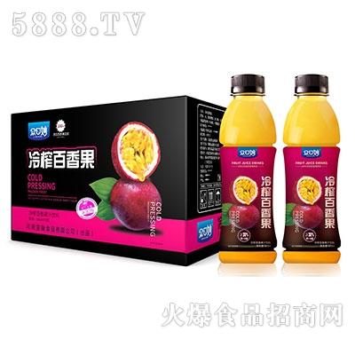 众口妙冷榨百香果汁饮料550mlX15