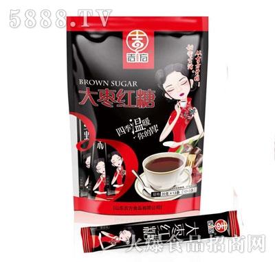 吉方大枣红糖20gX13产品图
